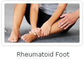 Rheumatoid Foot - Victorian Orthopaedic Foot & Ankle Clinic