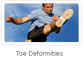 Toe Deformities - Victorian Orthopaedic Foot & Ankle Clinic