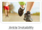 Ankle Instability - Victorian Orthopaedic Foot & Ankle Clinic