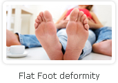 Flatfoot Deformity - Victorian Orthopaedic Foot & Ankle Clinic