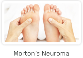 Morton's Neuroma - Victorian Orthopaedic Foot & Ankle Clinic